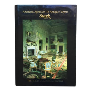 """Stark Carpet-American Approach to Antique Carpets""-Coffee Table Book For Sale"