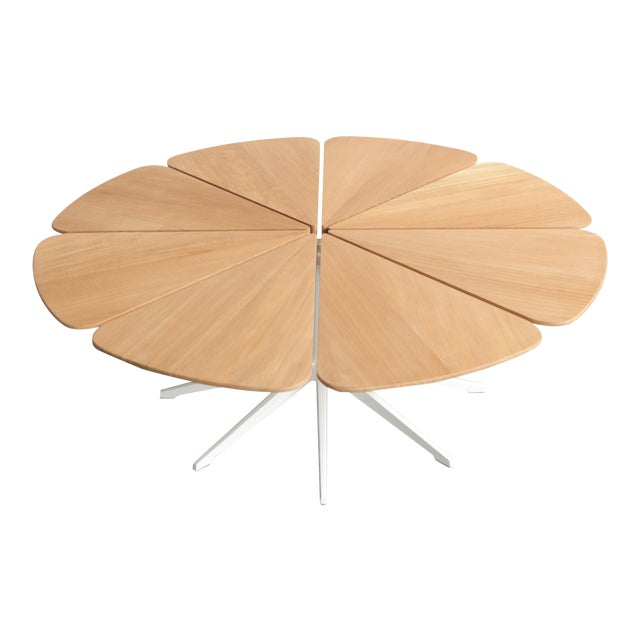 Schultz Petal Coffee Table For Sale