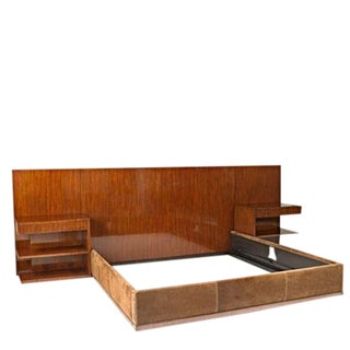 Ralph Lauren Modern Hollywood Bedroom Set For Sale