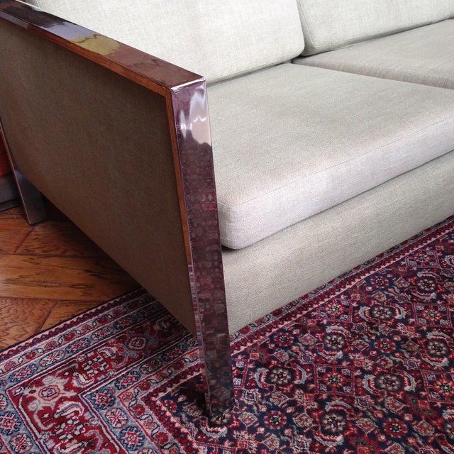 Mid-Century Milo Baughman Sofa - Image 10 of 11