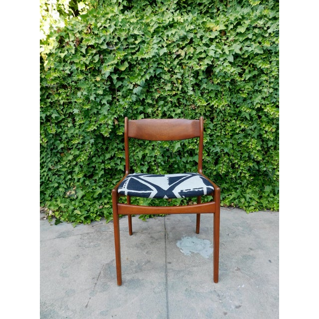 Moller Style Dining Head Chair For Sale - Image 11 of 11