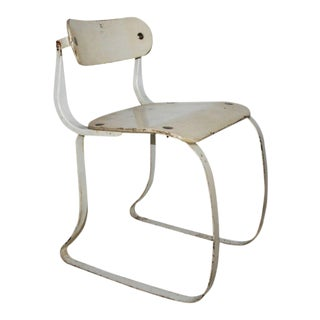Herman Sperlich Health Chair for Ironrite Corporation, 1938, United States For Sale