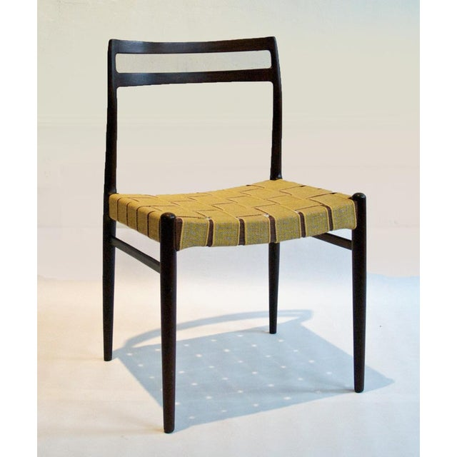 Danish Rosewood Chair - Image 3 of 4