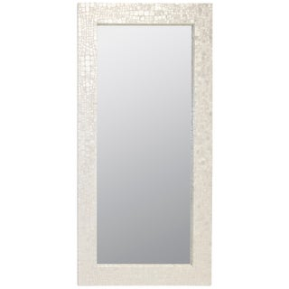 Worlds Away Frances Shell Floor Mirror