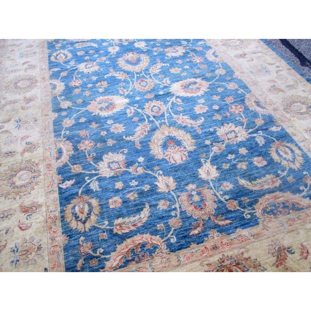 Oushak Design Hand Woven Oriental Rug - 8' X 11' - Image 9 of 11