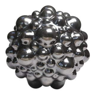 Large ATOM Sculpture by Pamela Sunday
