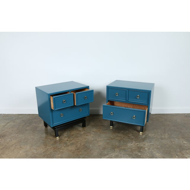 American of Martinsville Nightstands - A Pair - Image 3 of 11