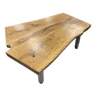 Vintage & Used Wood Slab Coffee Tables for Sale | Chairish