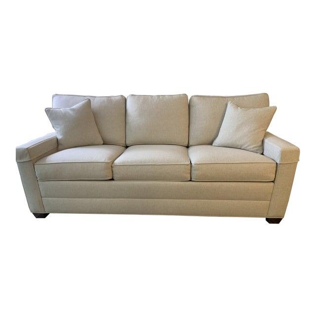 Vintage Ethan Allen Sleeper Sofa