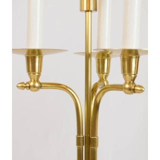 Mid-Century Brass Candelabras - A Pair Preview