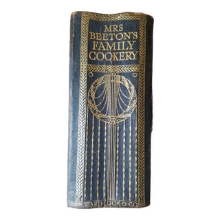 1910s Downton Abbey Mrs Beetons Family Cookery Book For Sale
