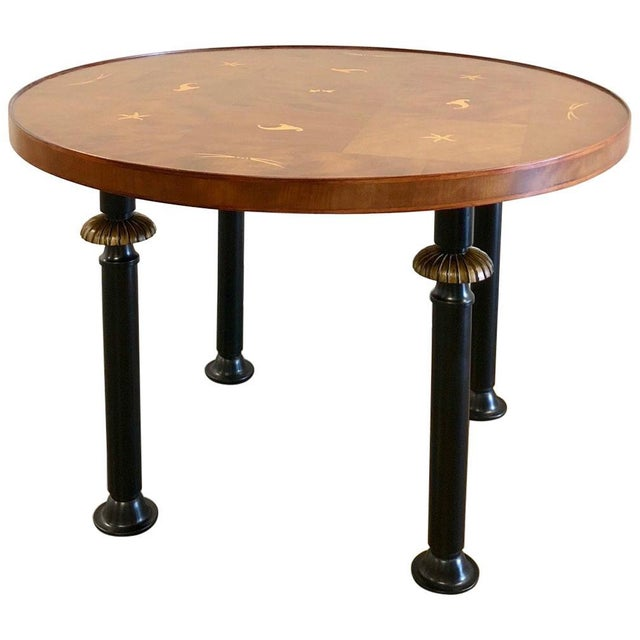 Neoclassic Coffee Table, Circa 1920 For Sale - Image 10 of 10