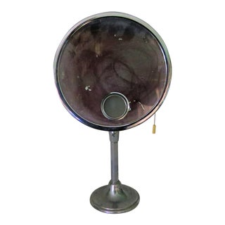 1960s French Cosmetic Mirror/Light For Sale