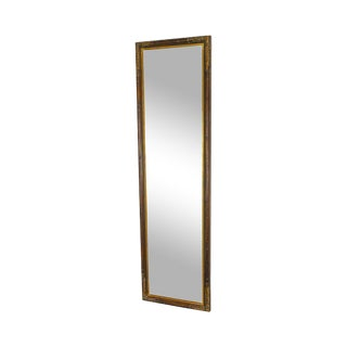 "LaBarge French Louis XV Style 78"" Tall Beveled Pier Mirror For Sale"