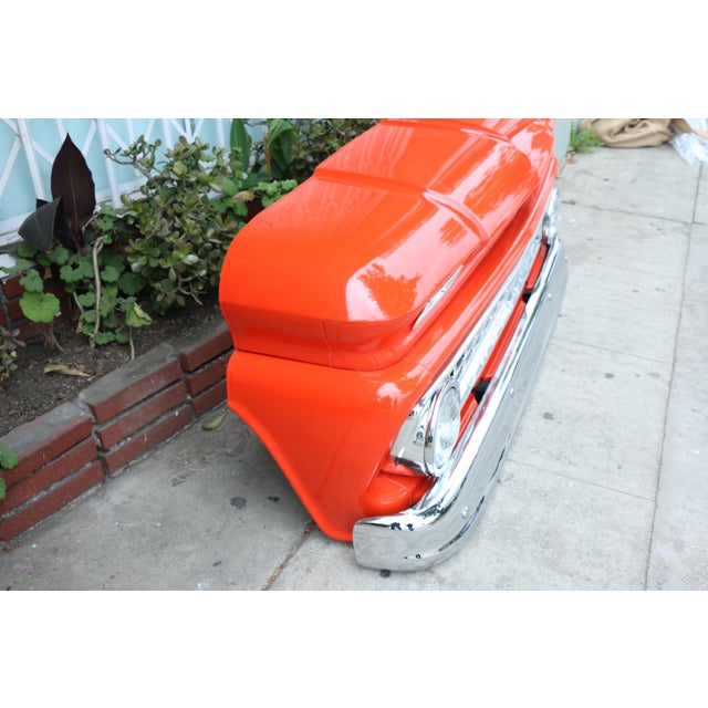 Metal Chevrolet 1963 Truck Bumper For Sale - Image 7 of 8