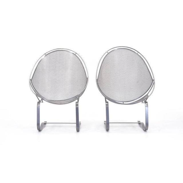 1960s 1960's John Salterini Patio Chaise Lounges-A Pair For Sale - Image 5 of 10