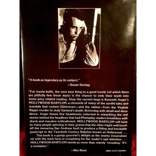 """1981 """"Hollywood Babylon"""" by Kenneth Anger- Annotated/Special Edition Preview"""