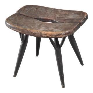 Ilmari Tapiovaara stool for Asko, Finland, 1950s For Sale