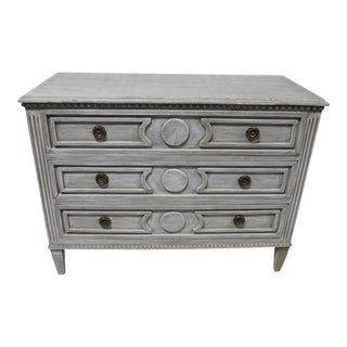 Early 20th Century Antique Swedish Chest of Drawers For Sale