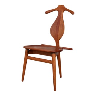 Hans Wegner Valet Chair For Sale