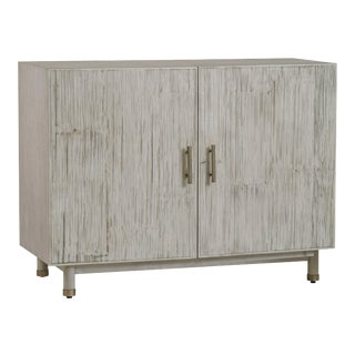 Century Furniture Biscayne 2 Door Chest, Peninsula Finish For Sale