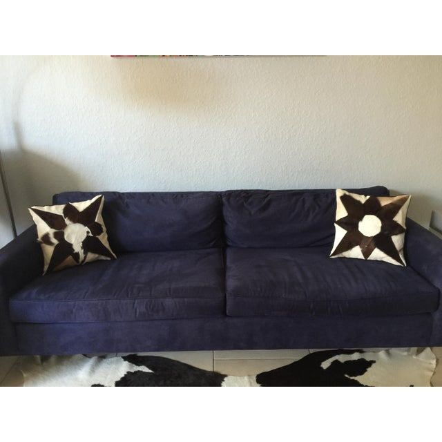 Mid-Century Cowhide Pillows - Image 5 of 5