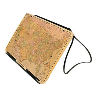 US Map Bed Tray