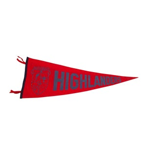Regional Highlanders Felt Flag For Sale