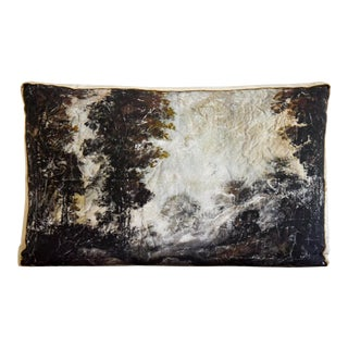 """Tawny Dusk"" Gallery Pillow For Sale"