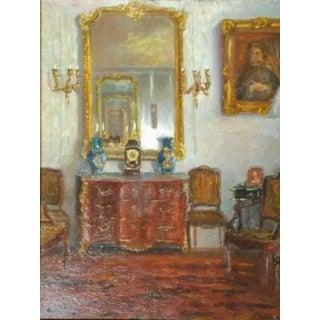 French Interior, For Sale