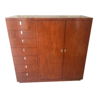 Ralph Lauren Modern Hollywood Armoire For Sale