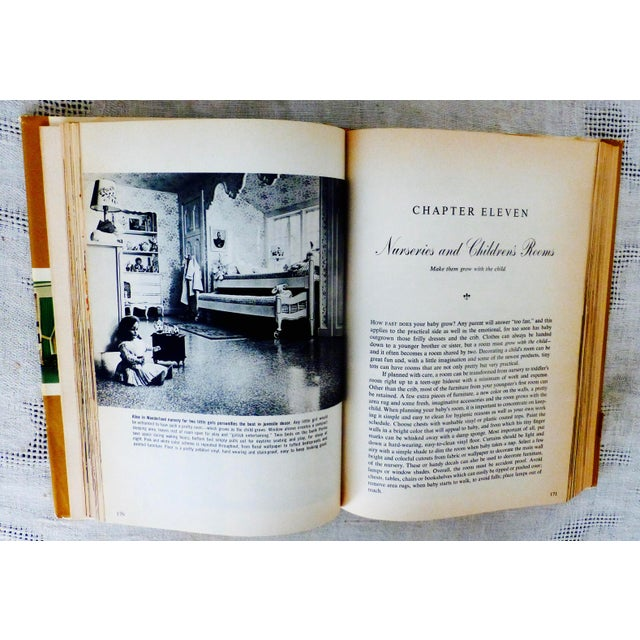 "Paper Barbara Taylor Bradford ""Complete Encyclopedia of Homemaking Ideas"" Book For Sale - Image 7 of 11"