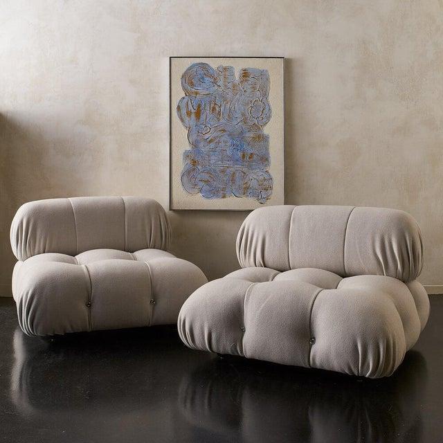 Mario Bellini for B & B Italia, Camaleonda Sectional Sofa, 1971 For Sale - Image 12 of 13