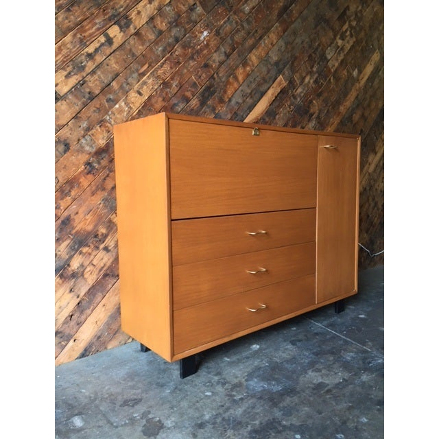 Mid-Century Herman Miller Refinished Credenza For Sale - Image 5 of 7
