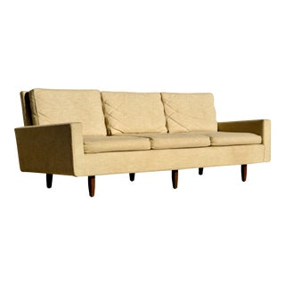 1940s Florence Knoll Model 26 Sofa Mid Century For Sale