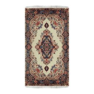 "Sarouk Persian Wool Rug-3'5"" X 5'0"" For Sale"