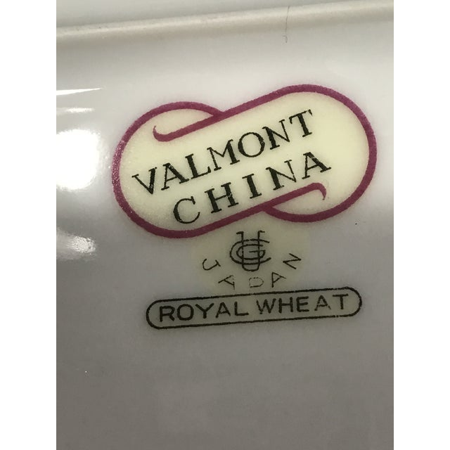 Ceramic China Royal Wheat Dinnerware - 48 Pieces For Sale - Image 7 of 9