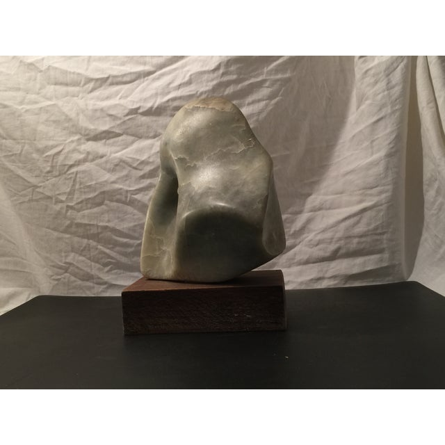 Green Marble Abstract Sculpture - Image 5 of 6