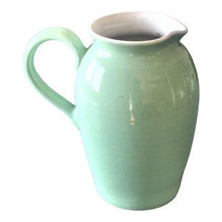 19th Century Lovatts Pitcher For Sale