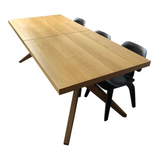 Matthew Hilton for Case Cross Extension Table For Sale