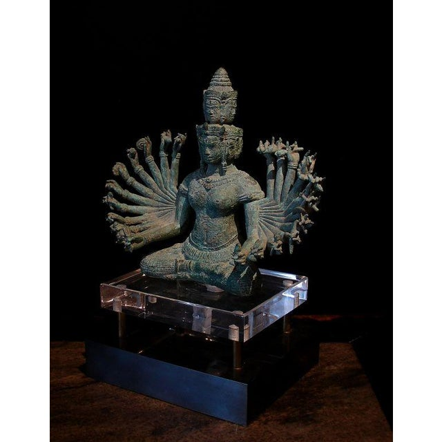 The embodiment of transcendental wisdom, Prajnaparamita is often referred to as the mother of all Buddhas. In this...