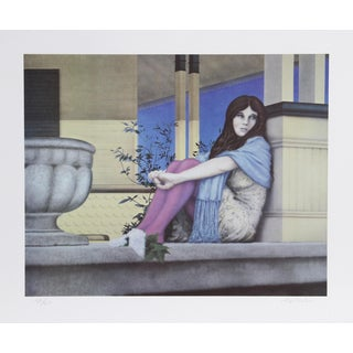 Robert Anderson, Robin's Summer Dream, Lithograph For Sale