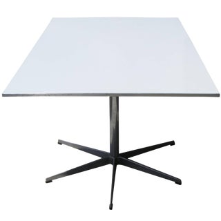 Arne Jacobsen Piet Hein Dining Table Series Six For Sale