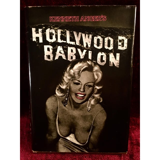 "1981 ""Hollywood Babylon"" by Kenneth Anger- Annotated/Special Edition For Sale - Image 13 of 13"