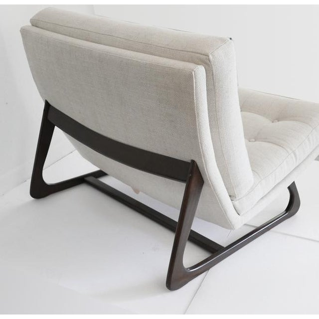 Adrian Pearsall Adrian Pearsall Slipper Chair For Sale - Image 4 of 4