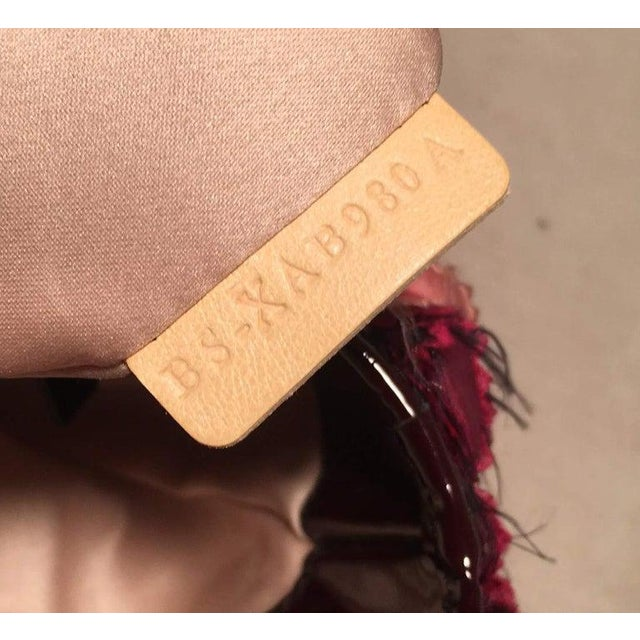 Valentino Multicolor Silk Rosier Rosettes Tote Bag For Sale In Philadelphia - Image 6 of 10