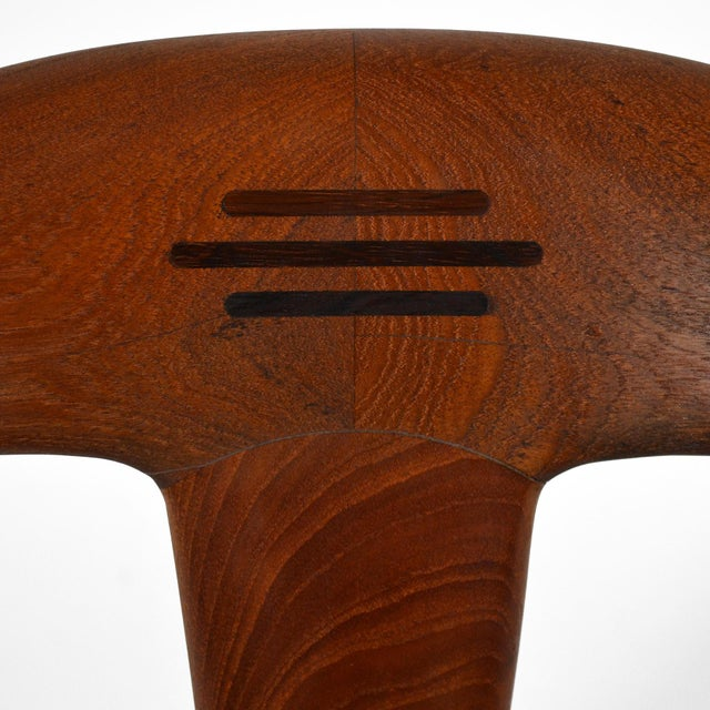 1960s Erik Andersen and Palle Pedersen Pair of Rare Easy Chairs For Sale - Image 5 of 12