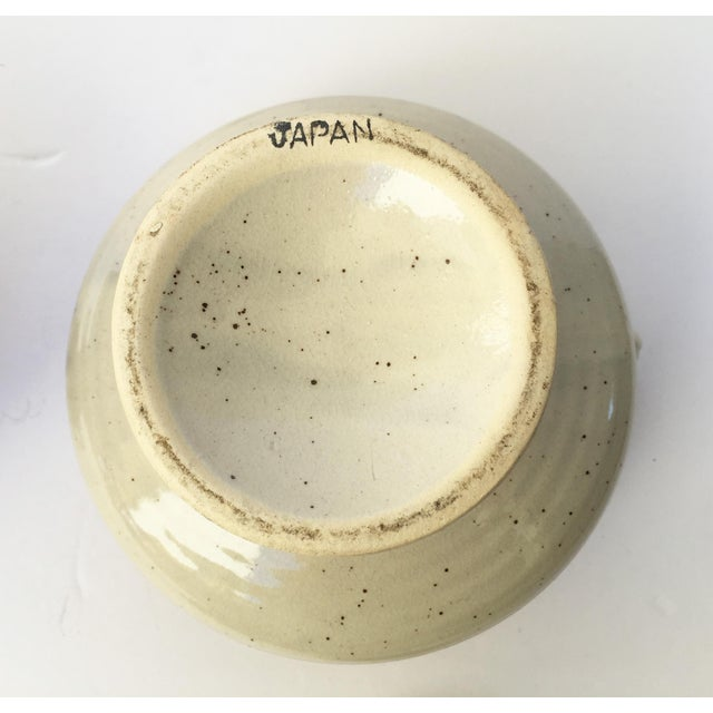 Vintage Japanese Sauce Containers - A Pair - Image 6 of 11
