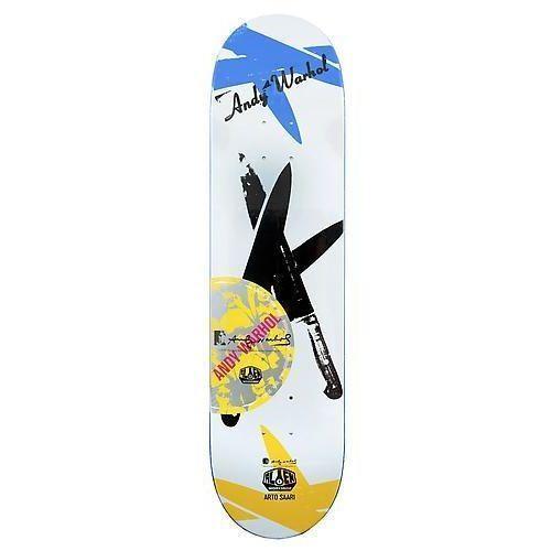 Andy Warhol Skate Deck - Image 1 of 3