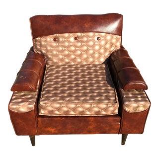 Unique Vintage Mid Century Lounge Chair